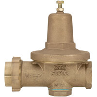 Zurn 2-500XL 2 inch Single Union Water Pressure Reducing Valve with Integral By-Pass Check Valve