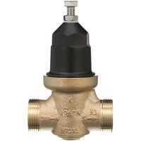 Zurn 2-NR3XL 2 inch Single Union Water Pressure Reducing Valve with Integral By-Pass Check Valve and Strainer