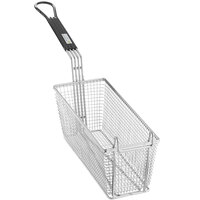 13 inch x 5 inch x 5 inch Fryer Basket with Front Hook