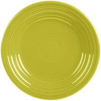 Homer Laughlin 465332 Fiesta Lemongrass 9 inch Luncheon Plate - 12/Case