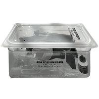 Bizerba GSP BBS-KADDY 1/3 Size 8 inch Deep Pan Sharpener Storage Caddy for GSP Series Slicers