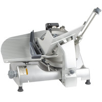 Hobart HS8N-1 13 inch Manual Slicer with Interlocks - 1/2 hp