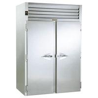 Traulsen ARI232LPUT-FHS 68 inch Solid Door Roll-Thru Refrigerator