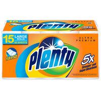 Plenty 2-Ply Ultra Premium Flex-A-Size Paper Towels   - 15/Case