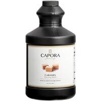 Capora 64 fl. oz. Caramel Flavoring Sauce
