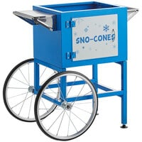 Carnival King SCMCART Cart for SCM350R Royalty Sno-Cone Machines