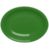 Homer Laughlin 458324 Fiesta Shamrock 13 5/8 inch Platter - 12/Case