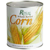 Regal Foods Whole Kernel Sweet Corn - #10 Can