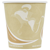 Eco Products EP-BRHC10-EW Evolution World PCF 10 oz. Paper Hot Cup - 50/Pack