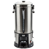 Hamilton Beach HCU110S BrewStation 110 Cup (4.3 Gallon) Coffee Urn - 120V