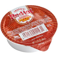 Frank's RedHot 1.5 oz. Buffalo Sauce Dipping Cup - 96/Case