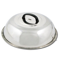 17 3/4 inch Stainless Steel Wok Cover