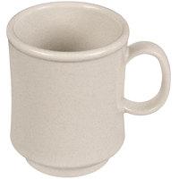 GET TM-1308-S Tahoe 8 oz. Sandstone Tritan Stacking Mug - 24/Case