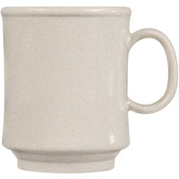 GET TM-1308-S Tahoe 8 oz. Sandstone Tritan Stacking Mug - 24/Case