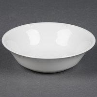 Homer Laughlin Pristine 12 oz. Bright White China Grapefruit Bowl - 36 / Case