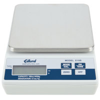 Edlund E-160 10 lb. Digital Scale with 5 7/8 inch x 6 3/4 inch Platform