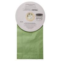 Rubbermaid FG9VBPPB06 6 qt. Paper Vacuum Bag - 10/Pack