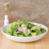 CAC SAL-2 Festiware 48 oz. Super Bright White Porcelain Salad / Pasta Bowl - 12/Case
