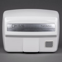 Royal 2200ES Electric Hand Dryer - 120V, 2200W