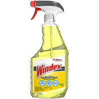 SC Johnson Windex® 322369 32 oz. Multi-Surface Disinfectant Sanitizer Cleaner   - 8/Case