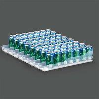 True 934549 Trueflex Clear Bottle Organizer