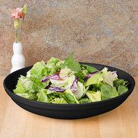 CAC SAL-2BLK Festiware 1.5 Qt. Black Salad / Pasta Bowl - 12/Case