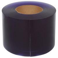 Curtron FCS08080-1 8 inch x .080 inch x 105' Clear PVC Strip Door Roll - Standard Grade