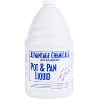 Advantage Chemicals 1 Gallon Pot & Pan Liquid Detergent - 4 / Case