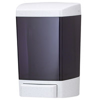 San Jamar S46TBK 46 oz. Bulk Soap Dispenser - Black Pearl