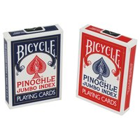 Bicycle Playing Cards - Pinochle Jumbo Index