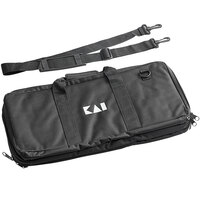 Kai KA0882 Black 20 Pocket Knife Case
