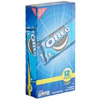 Nabisco Oreo 6-Count (2.4 oz.) Cookie Sleeve - 48/Case