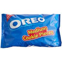 Nabisco Oreo 1 lb. Medium Cookie Pieces - 12/Case