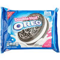 Nabisco Oreo 15.35 oz. Double Stuf Cookie Trays - 12/Case