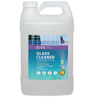 ECOS PL9962/04 Pro 1 Gallon Concentrated Orangerine Scented Glass Cleaner - 4/Case