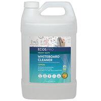 ECOS PL9868/04 Pro 1 Gallon Lemon Scented Heavy-Duty Whiteboard Cleaner - 4/Case