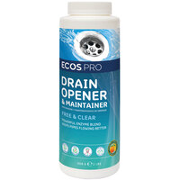 ECOS PL9704/06 Pro 2 lb. Free and Clear Drain Opener and Maintainer - 6/Case