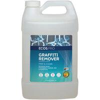 ECOS PL9347/04 Pro 1 Gallon Graffiti Remover - 4/Case