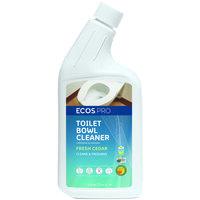 ECOS PL9703/6 Pro 24 oz. Fresh Cedar Scented Toilet Bowl Cleaner - 6/Case