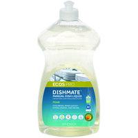 ECOS PL9720/6 Pro Dishmate 25 oz. Pear Scented Manual Dishwashing Liquid - 6/Case