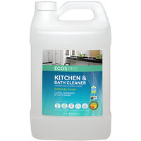 ECOS PL9746/04 Pro 1 Gallon Parsley Plus Scented All-Purpose Kitchen and Bathroom Cleaner - 4/Case