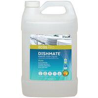 ECOS PL9720/04 Pro Dishmate 1 Gallon Pear Scented Manual Dishwashing Liquid - 4/Case