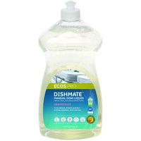 ECOS PL9722/6 Pro Dishmate 25 oz. Grapefruit Scented Manual Dishwashing Liquid - 6/Case