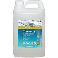 ECOS PL9722/04 Pro Dishmate 1 Gallon Grapefruit Scented Manual Dishwashing Liquid - 4/Case