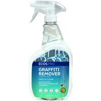 ECOS PL9347/6 Pro 32 oz. Graffiti Remover Spray Bottle - 6/Case