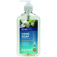 ECOS PL9484/6 Pro 17 oz. Orange Blossom Scented Hand Soap with Pump - 6/Case