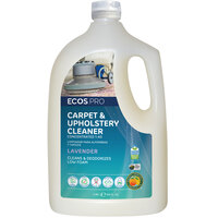 ECOS PL9165/04 Pro 100 oz. Concentrated Lavender Scented Carpet and Upholstery Cleaner - 4/Case