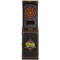 Arachnid E650FS-BK CricketPro Electronic Dart Game in Arcade Style Cabinet