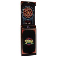 DMI Sports E650FS-BK Arachnid CricketPro Electronic Dart Game in Arcade Style Cabinet