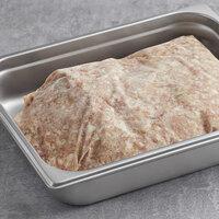 Warrington Farm Meats Loose Hog Maw Sausage 5 lb. - 4/Case